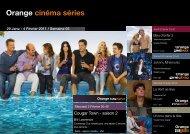 Cougar Town - saison 2 - Orange