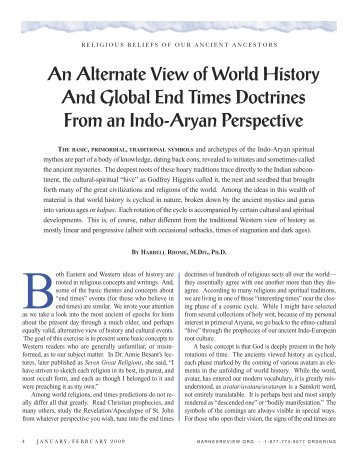 Read the entire article as PDF… - The Barnes Review