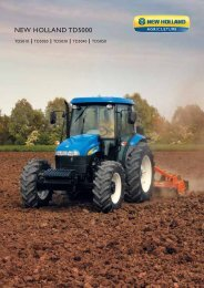 NEW HOLLAND TD5000