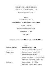 (Thèse Rim Tlili) - Base Institutionnelle de Recherche de l'université ...