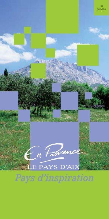 Pays d'inspiration - Office de Tourisme