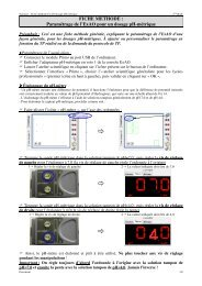 Page 1 Sciences : Fiche méthode ExAO dosage pH-métrique 2nde ...