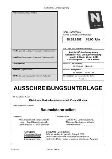 Muster für Ausschreibungsunterlage, (Fassung 04_2010).pdf