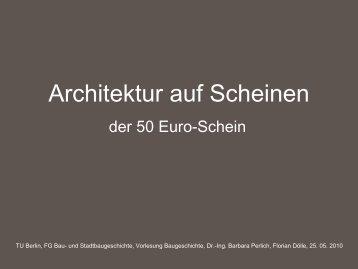 Beschreibung - TU Berlin