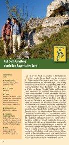 WANDERTOUREN - Bayerischer Jura - Seite 4