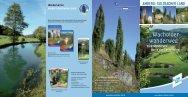 Übersichtskarte - Bayerischer Jura