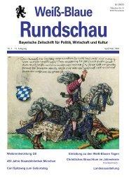 April / Mai 2008 - Bayernbund eV