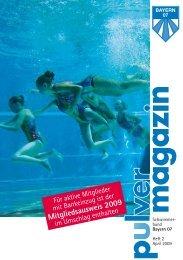 Mitgliedsausweis 2009 - SB Bayern 07 e.V.