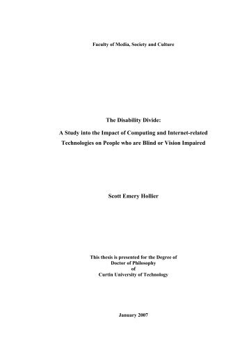 2007 PhD Thesis Final Revised.pdf - Curtin University