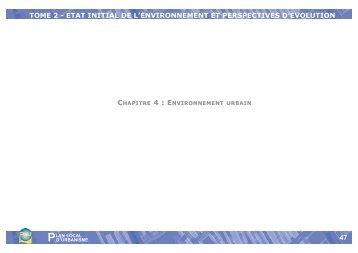 47 tome 2 - etat initial de l'environnement et ... - Mairie de Toulon