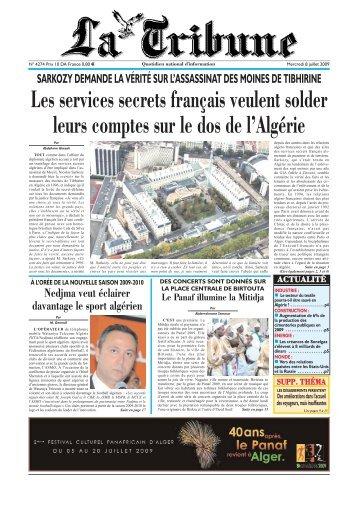 Les services secrets français veulent solder leurs ... - La Tribune