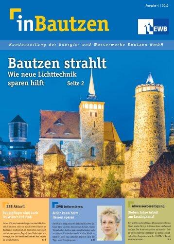 Bautzen strahlt - Beteiligungs- und Betriebsgesellschaft Bautzen mbH