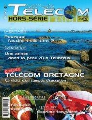 plaquette alpha des élèves - Télécom Bretagne