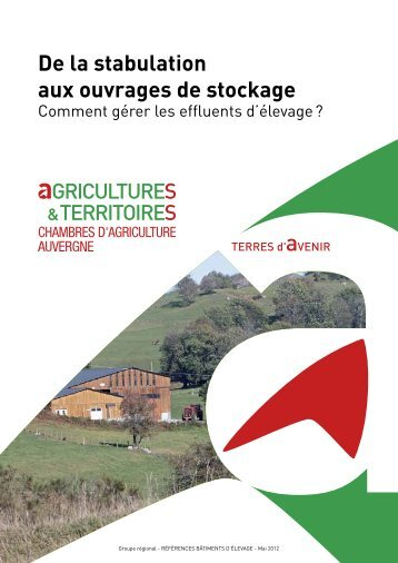 B timent d levage lo for Chambre agriculture
