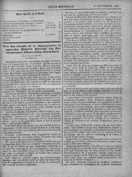 La Gazette médicale du Centre - Université François Rabelais