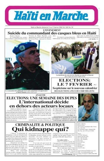 Haïti en Marche No. 50 1 à 9 - UFDC Image Array 2