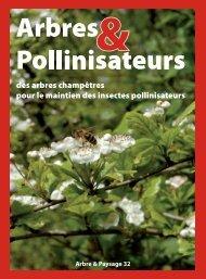 Livret Arbres & Pollinisateurs - Arbre & Paysage