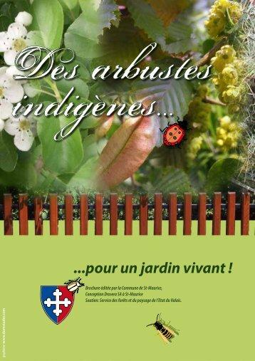 ...pour un jardin vivant ! - Saint-Maurice
