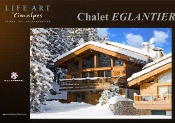 CHALET GRANDE ROCHE - Chalet Eglantier