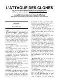 L'Attaque des Clones - Capitaine Flam - Free - Page 2