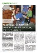 REDEVANCE INCITATIVE : VoIR bAIssER sA fACTuRE, C'EsT ... - Page 4