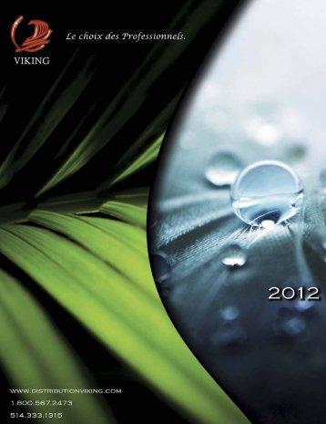 Télécharger le catalogue. - Distribution Viking