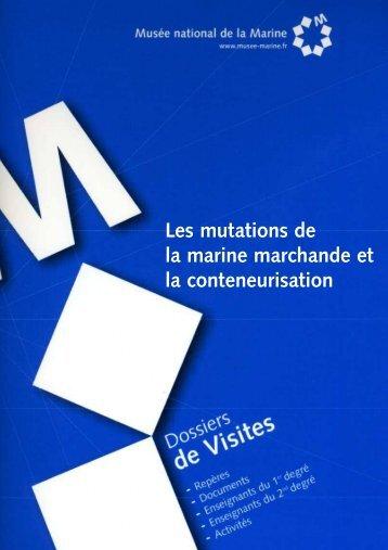 Les mutations de la marine marchande [Secondaire]