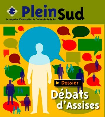 Numéro 58 - Plein Sud - Université Paris-Sud 11