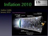 1. Basics of Inflationary Cosmology - Berkeley Center for ...