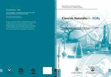 Ciencias Naturales I - EGB3 - Universidad Nacional de Cuyo