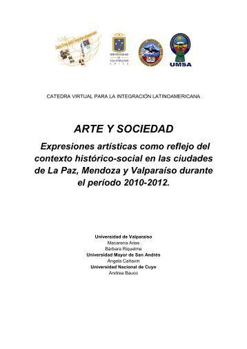 ARTE Y SOCIEDAD - Universidad Nacional de Cuyo