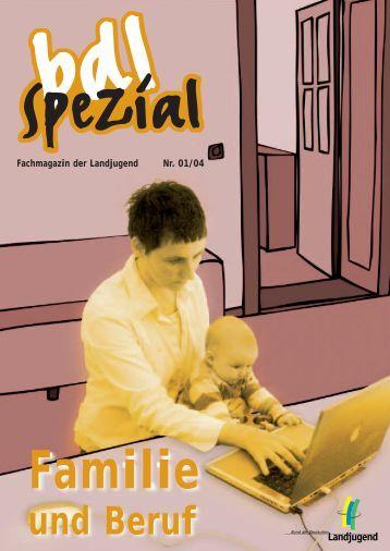 Heft_1_2004.pdf - Bund der Deutschen Landjugend