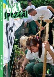 Heft 2/2009 - Bund der Deutschen Landjugend