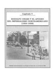 Capítulo V RODOLFO CHIARI Y EL APOGEO DEL IMPERIALISMO ...