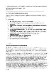 2012_02_Newsletter.pdf - Bund der Deutschen Landjugend