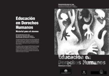 Los derechos humanos tienen su historia - Biblioteca Digital ...