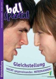 Heft 2/2012 - Bund der Deutschen Landjugend