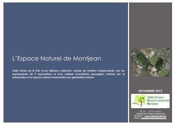 L'Espace Naturel de Montjean - Collectif Montjean