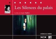 LES SILENCES DU PALAIS - Bibliothèque du film