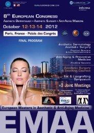 FINAL PROGRAM - EuroMediCom