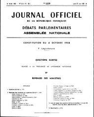 Journal officiel du lundi 27 juin 1983 - Archives de l'Assemblée ...
