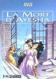 Les Trois lunes de Tanjor-3-La Mort d'Ayesha