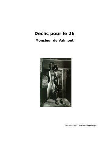 Déclic pour le 26 - Rêves de femme
