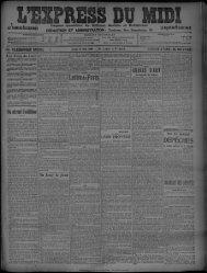 27 Mai 1909 - Bibliothèque de Toulouse