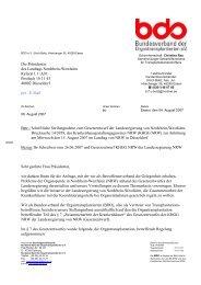 KHGG NRW- Stellungnahme 070804 pEM - BDO