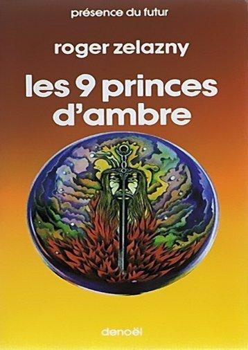 Les neuf princes d'ambre