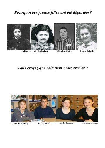 livret - Collège Barbey d'Aurevilly
