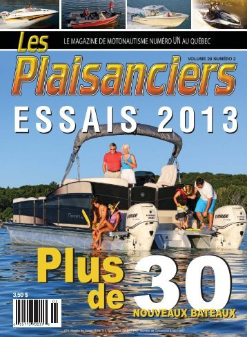 essais 2013 - Volume 28 Numéro 2