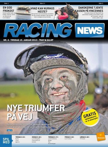 Racing News nr 4 - Trav og galop