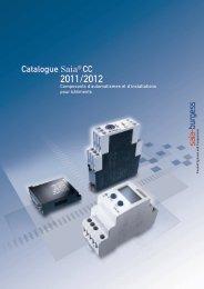 Catalogue Saia® CC - SBC-support